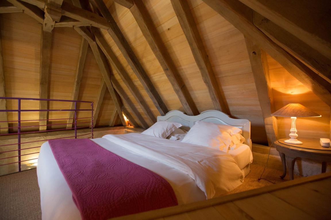 Chambre romantique Lapopie