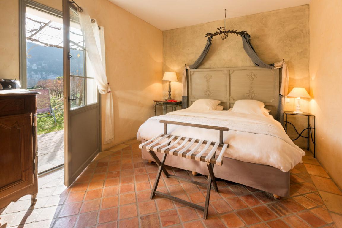 Chambre romantique Gourdon